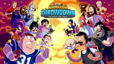 Futurama, Padre de familia, Bob's Burgers, American Dad y El rey de la colina juntos en este juego de cartas