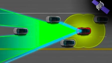 Tesla Autopilot 3