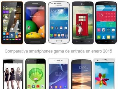 Buenos, bonitos y baratos: smartphones sencillos para todos los públicos