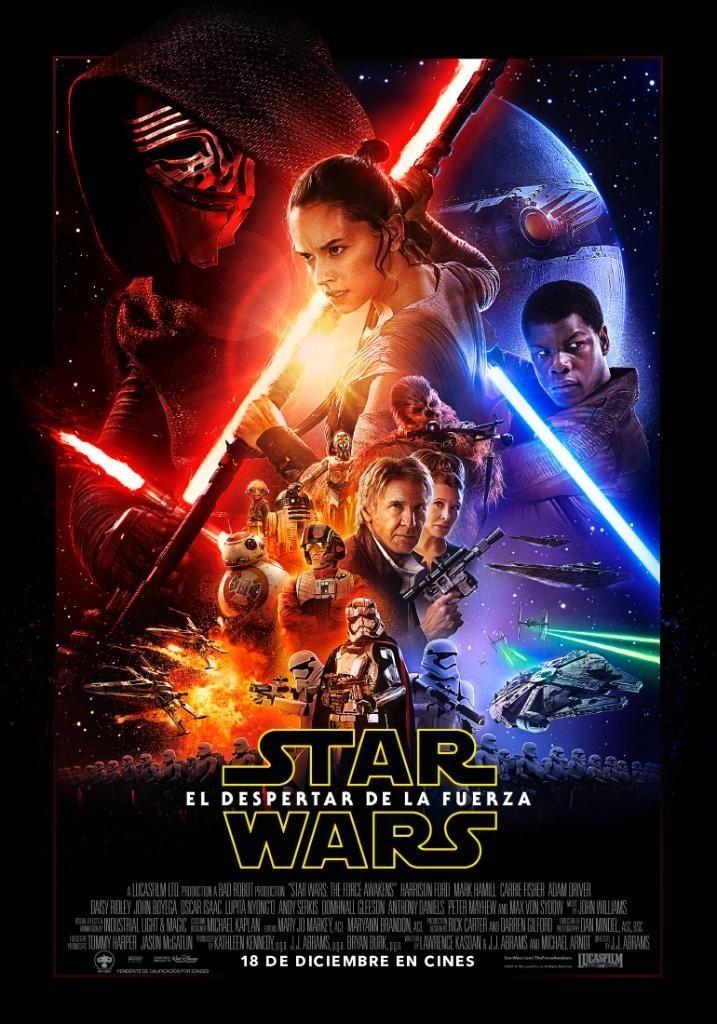 Foto de 'Star Wars: El despertar de la fuerza', todos los carteles del Episodio VII (18/18)