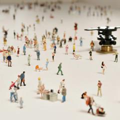 Foto 6 de 7 de la galería mesa-de-centro-con-escenas-en-miniatura en Decoesfera