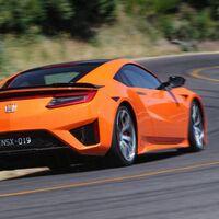 Honda NSX abandona Australia por la puerta trasera luego de haber vendido solo dos unidades