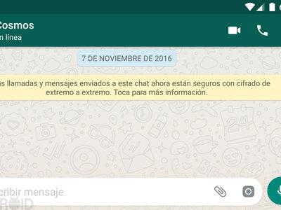 WhatsApp reorganiza su interfaz para que sea más rápido hacer llamadas, videollamadas y adjuntar archivos