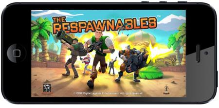The Respawnables, uno de los mejores y más divertidos shooter para iOS