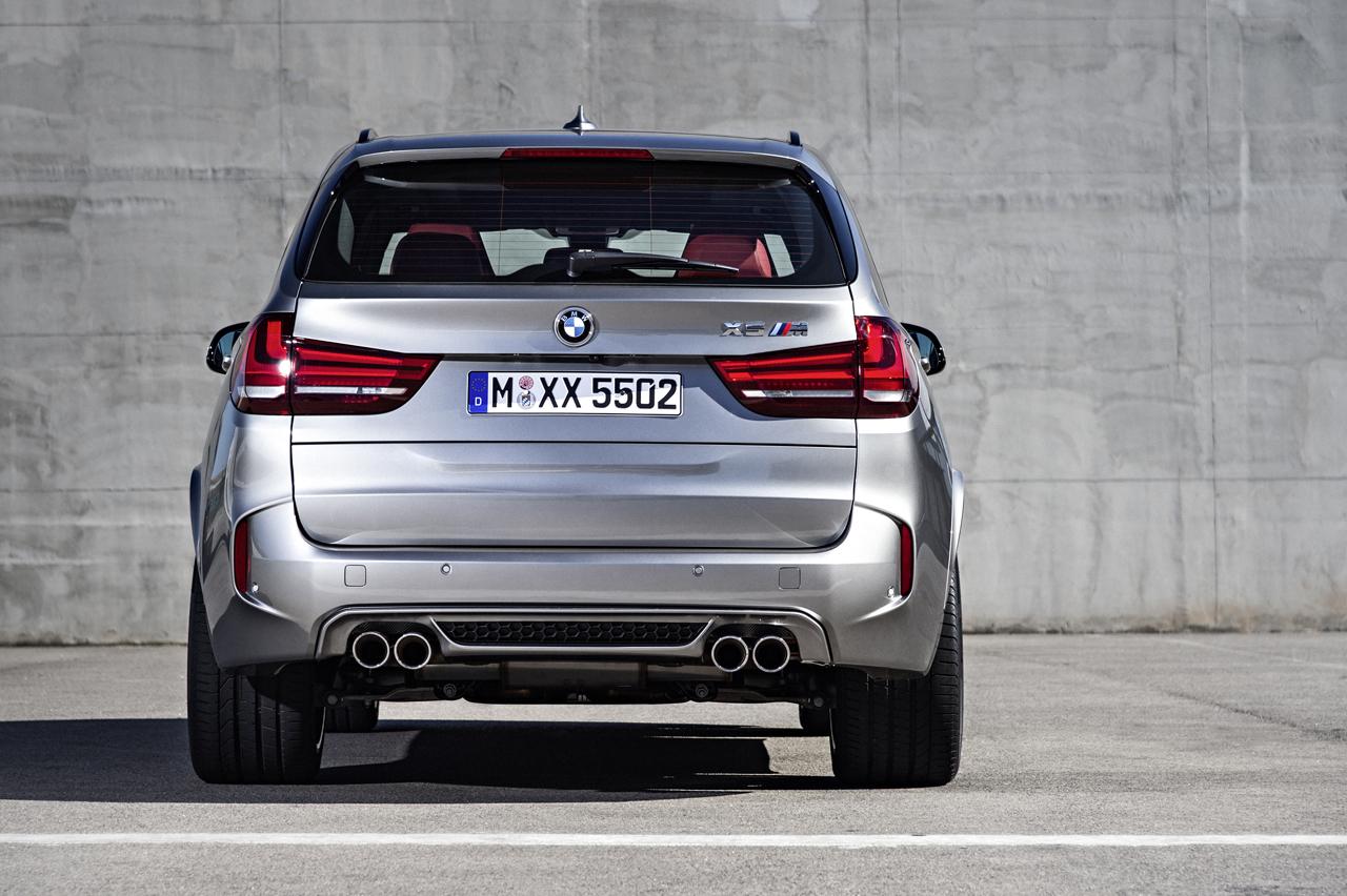 Foto de BMW X5 M y X6 M (2015) (3/22)