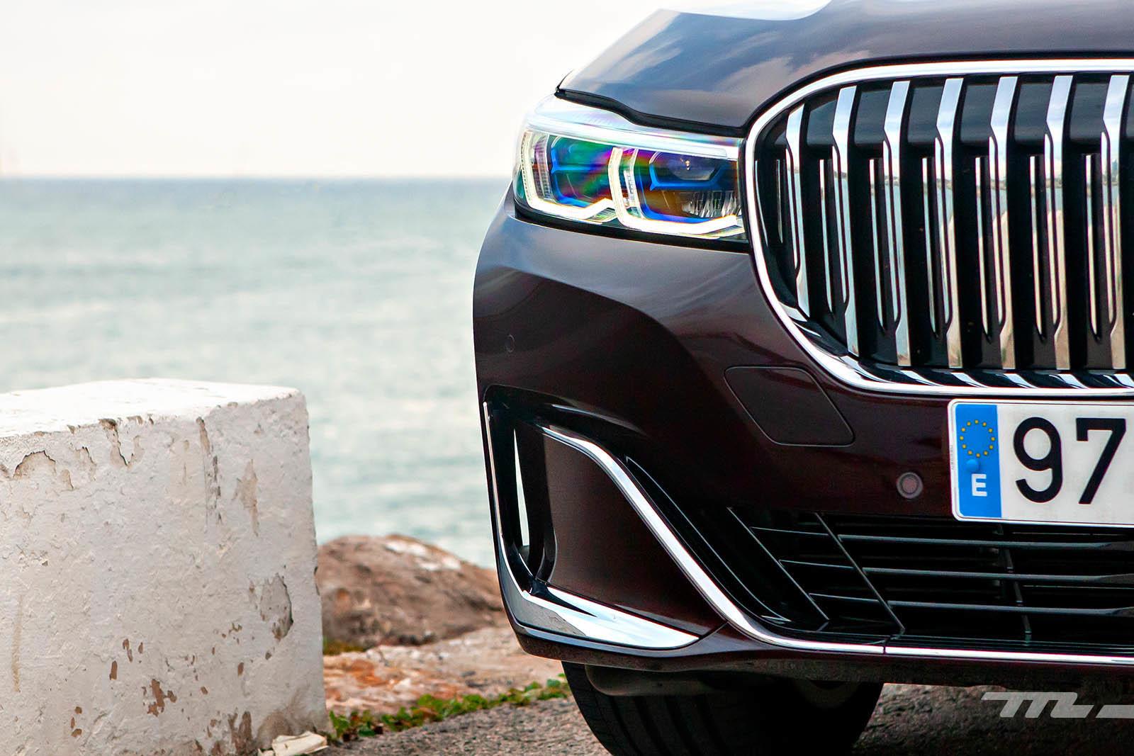 Foto de BMW 745Le 2020 prueba contacto (8/18)