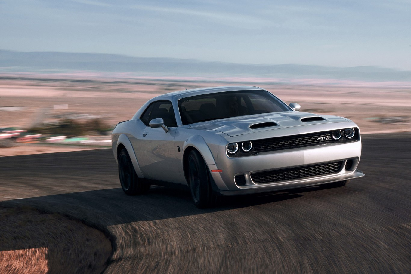 Dodge Challenger Hellcat Red Eye Comenzo Produccion