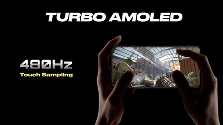 Poco F3 Gt Oficial Smartphone Gaming Pantalla