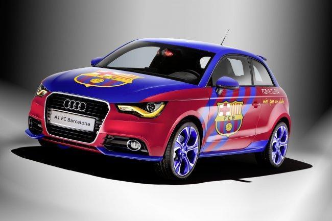 Audi A1 F.C Barcelona 367700d694b