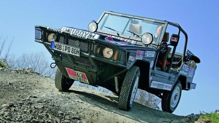 Volkswagen Iltis Dakar