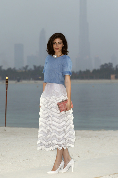 Razane Jammal Chanel crucero look