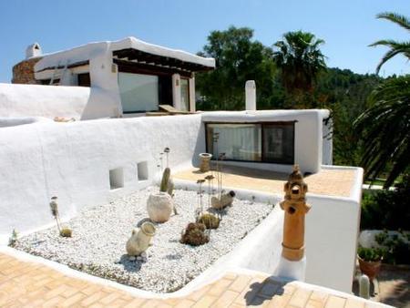 Vista exterior casa principal