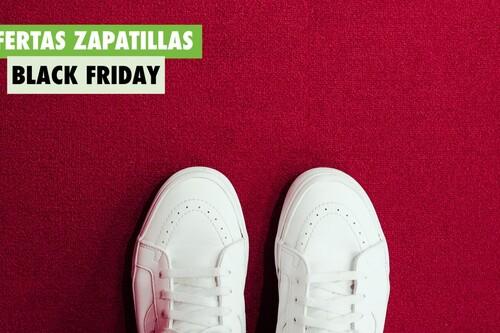 Las 18 mejores ofertas en zapatillas de la semana del Black Friday 2020 en Nike, Adidas o Converse