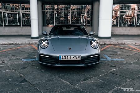 Porsche 911 Carrera S delantera
