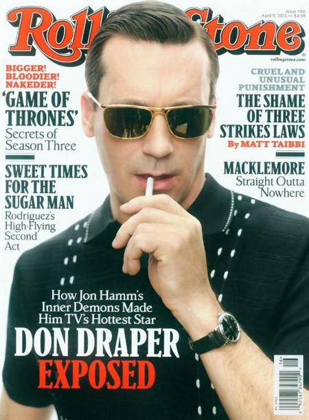 John Hamm Rolling Stone