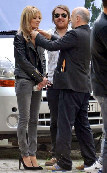 Foto de Kate Moss es la nueva colaboración de Mango para el próximo Otoño-Invierno 2011/2012 (4/6)