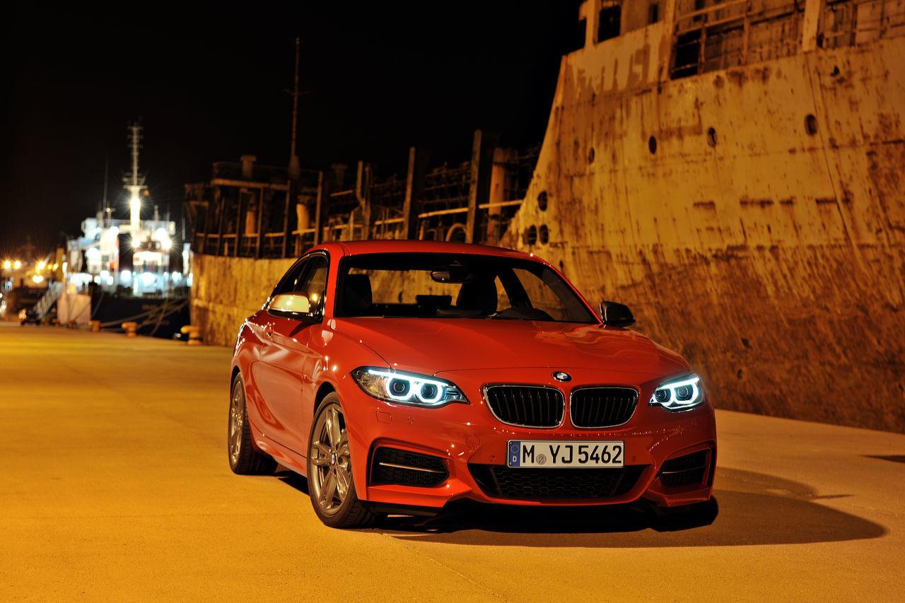 Foto de BMW Serie 2 Coupé (8/55)