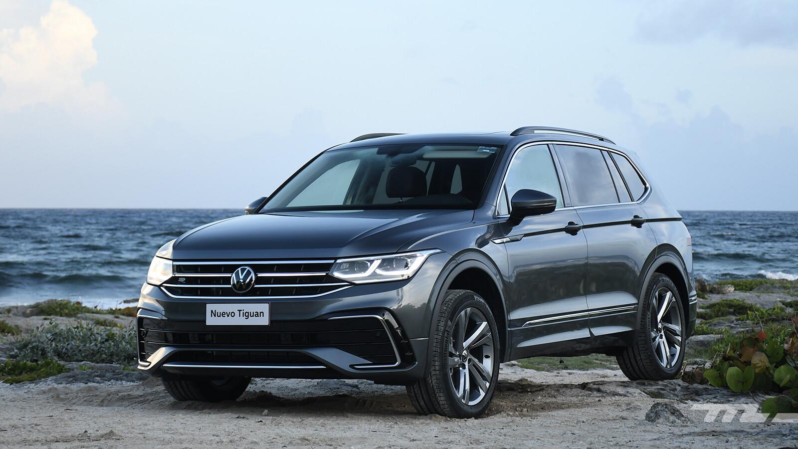 Foto de Volkswagen Tiguan 2022 (lanzamiento) (1/22)