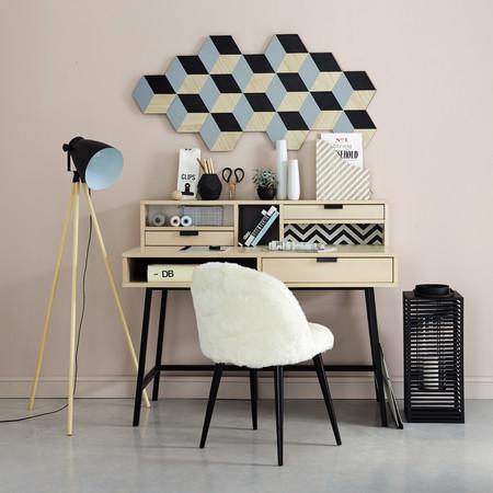 Siete ideas de Maisons du Monde para decorar la pared de tu escritorio