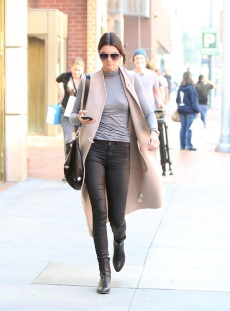 Kendall Jenner Look Calle