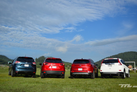 Kia Sportage Vs Mazda Cx 5 Vs Nisasn X Trail Vs Honda Cr V 6