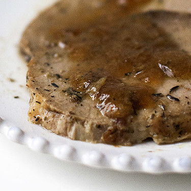 Redondo de ternera asado: la receta tradicional