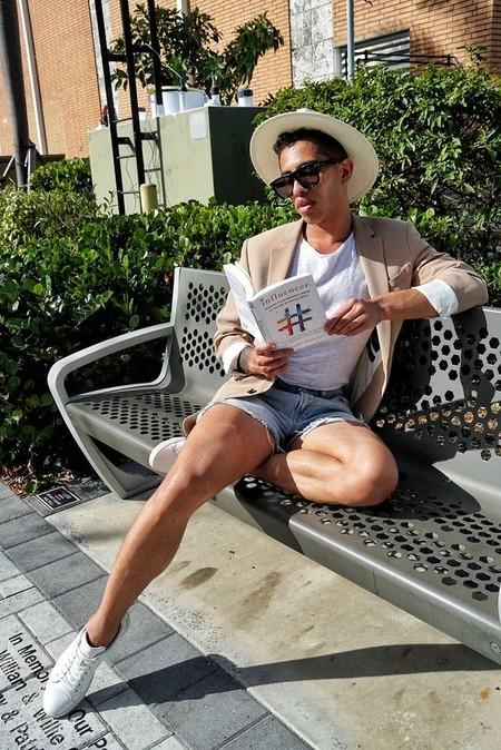 El Mejor Street Style De La Semana Hace Del Sombrero Panama La Estrella De Los Looks De Verano 02