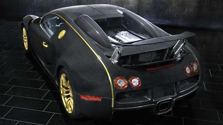 Mansory Bugatti Veyron 5