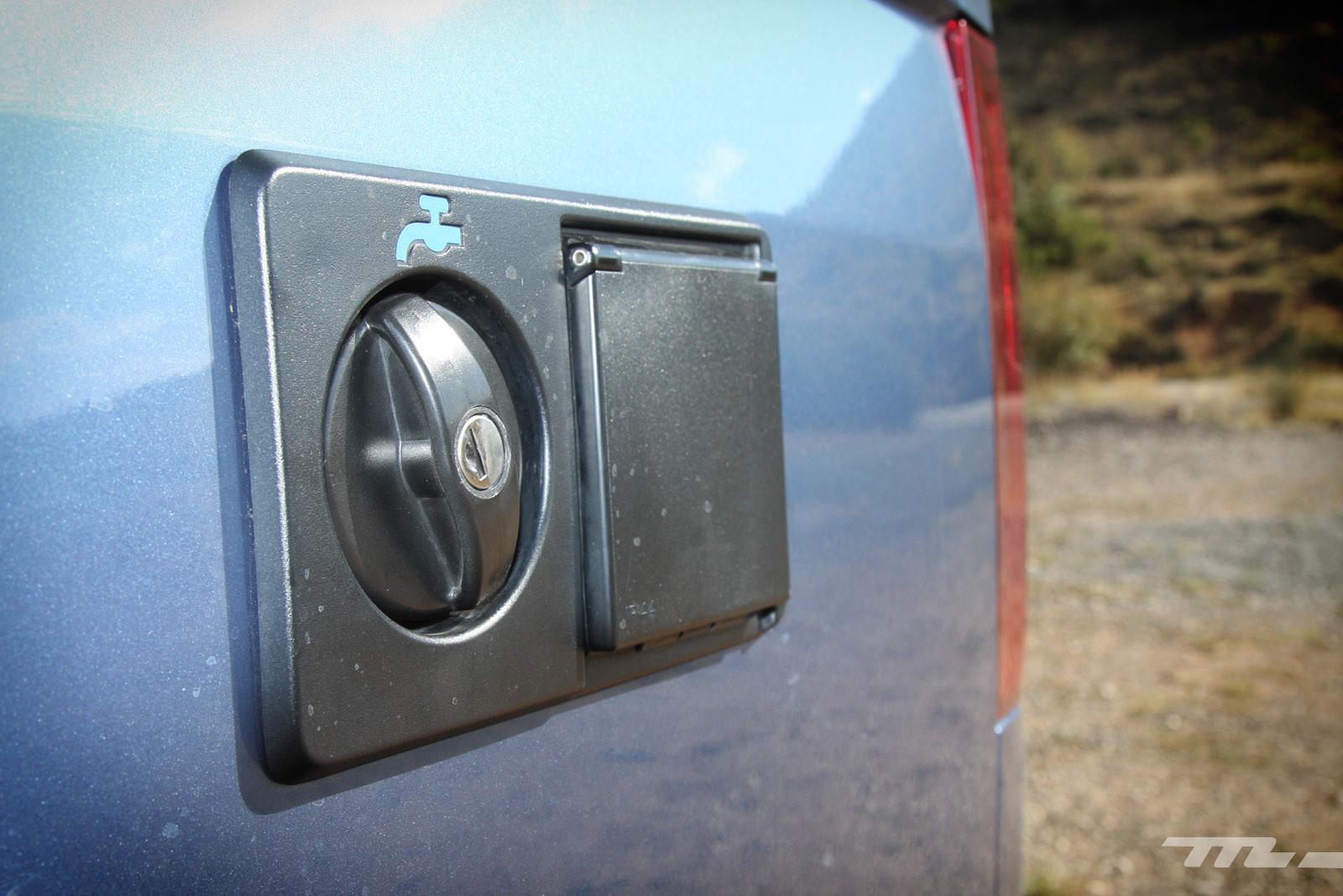 Foto de Volkswagen California T6 (prueba) (22/34)