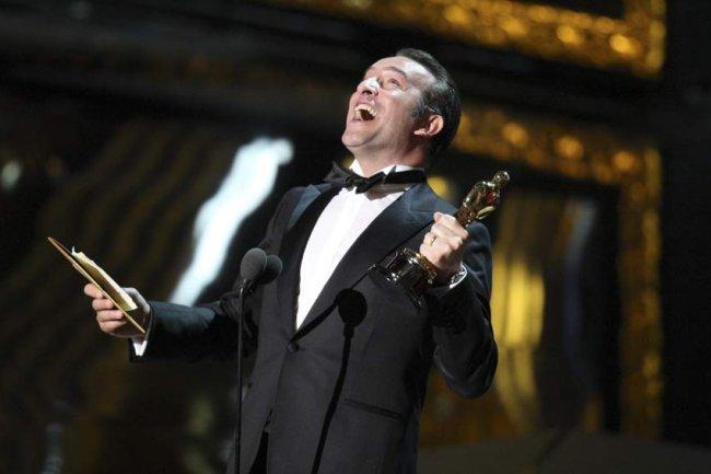 Jean Dujardin ganó el Oscar al mejor actor de 2011