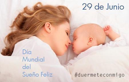 """Hoy es el Día Mundial del Sueño Feliz: """"Duérmete conmigo"""""""