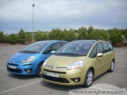 Prueba: Citroën C4 Picasso y Grand Picasso HDi (parte 2)