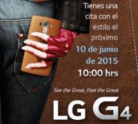 El LG G4 ya tiene fecha de estreno en México: 10 de junio de 2015