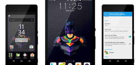 Si te gusta el launcher de Android M de Sony, lo puedes instalar en (casi) cualquier Android