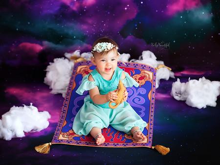 Sesion Princesas Disney Jasmin