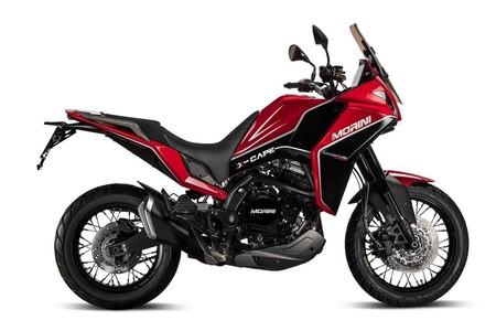 Moto Morini X Cape 650 2