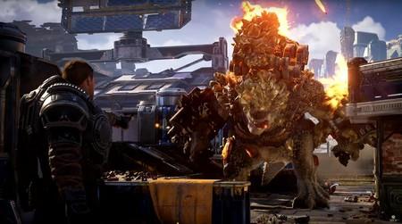El brutal modo Horda de Gears 5 presenta sus novedades con su primer tráiler y el pack de trajes de Halo: Reach que recibirá [GC 2019]