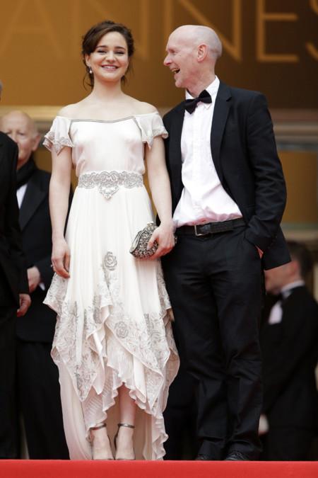 Aisling Franciosi Festival de Cannes look vestido