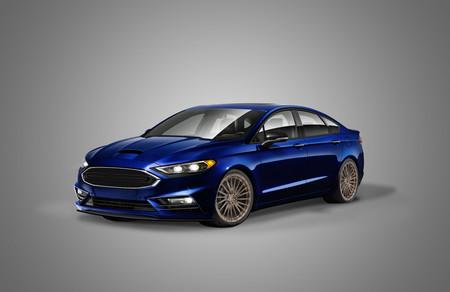 Ford Fusion SEMA
