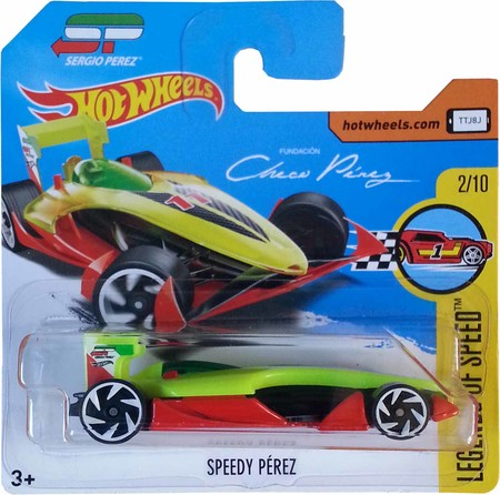 Speedy Perez Package Front