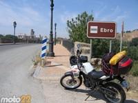 Las vacaciones de Moto 22, Barbastro-Frómista