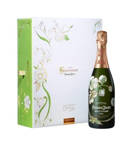 Perrier-Jouët Collection by Claire Coles, celebrando la Navidad 2012 con el mejor champagne