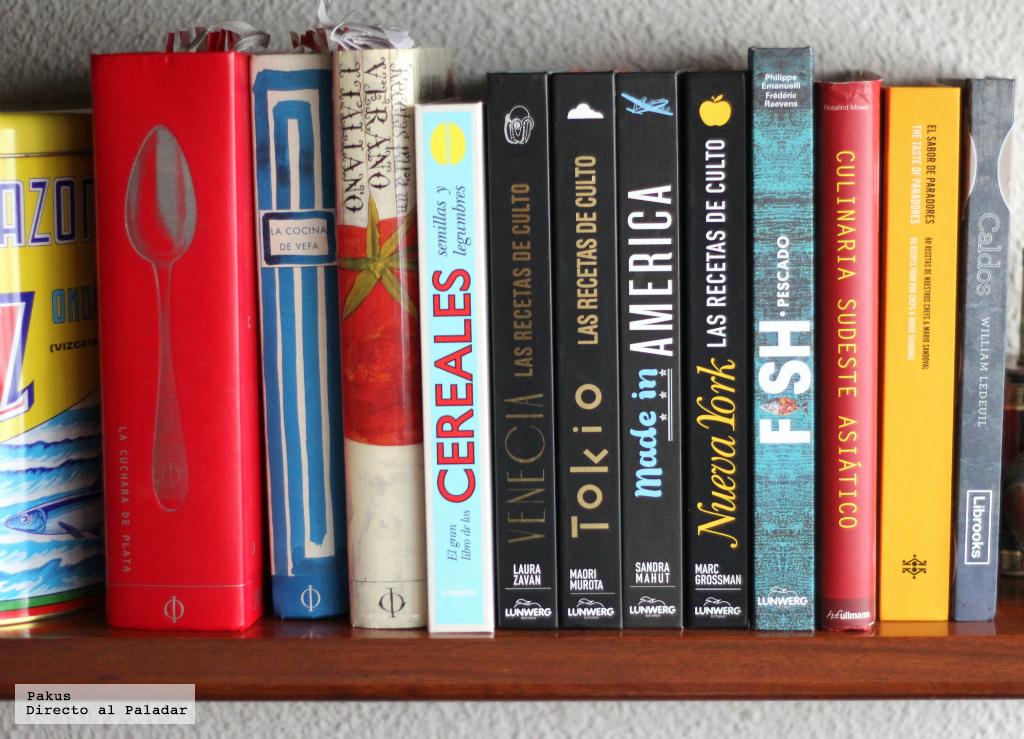 Los mejores libros de cocina para seguir aprendiendo cada d a for Los mejores libros de cocina