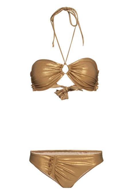Bikini Guillermina Baeza para Mango