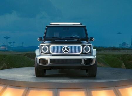 Mercedes Benz Eqg Concept 2021 1600 0b