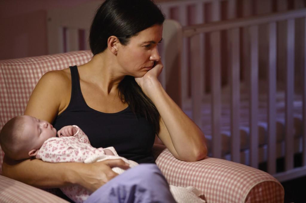 160d209ca Por qué ninguna madre reciente debería pasar mucho tiempo sola (o sentirse  sola)
