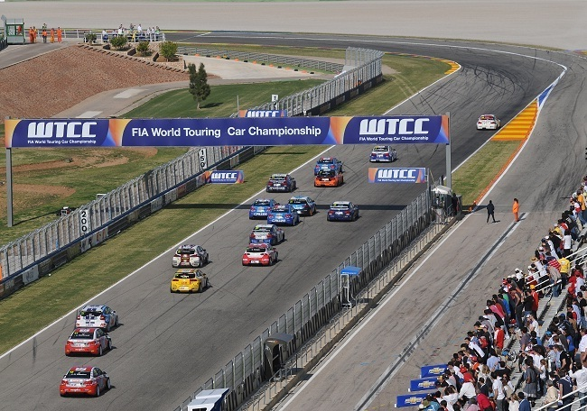 WTCC España 2013