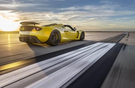 Hennessey Venom Gt Spyder World Record 2