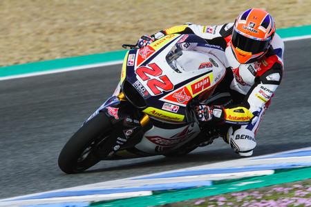 Sam Lowes y Gabriel Rodrigo se imponen el segundo día de test de Moto2 y Moto3 en Jerez