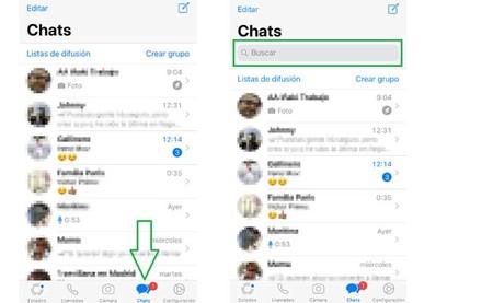 Whatsapp Buscar Mensajes Conversacion 2